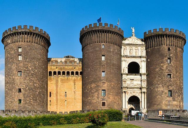 foto do castelo nouvo
