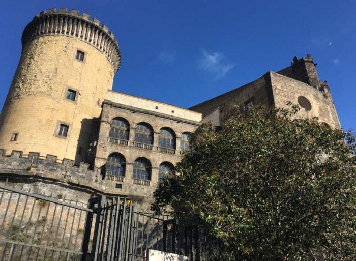 Castelos de Nápoles: Castelo Nuovo