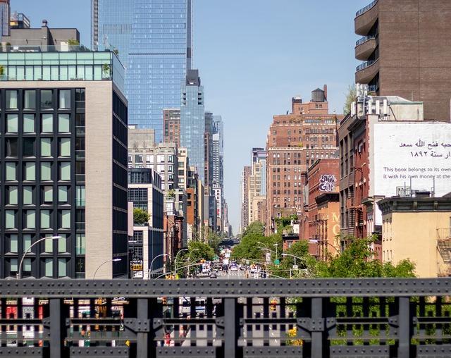 High Line em Nova York