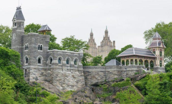 Castelo Belvedere Nova York