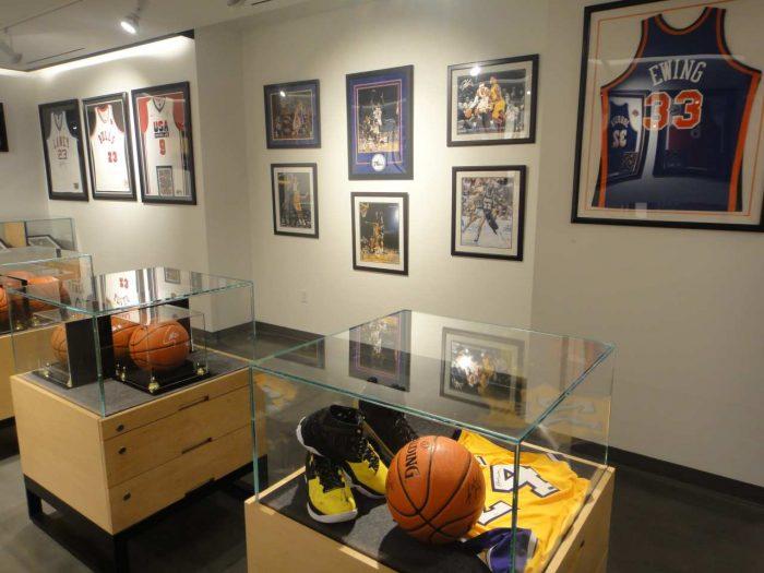 NBA Store em Nova York