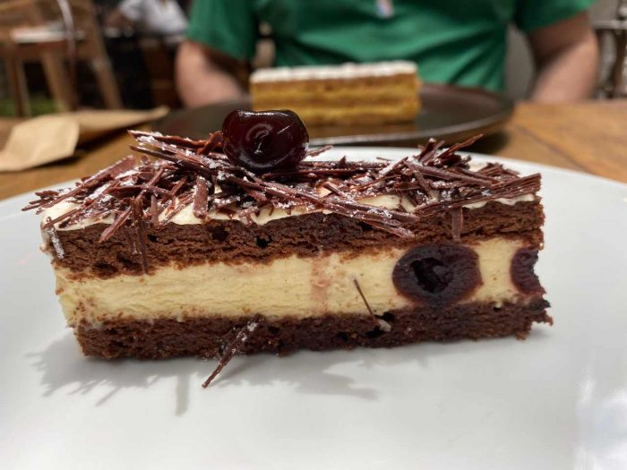 onde comer bolo floresta negra em São Paulo
