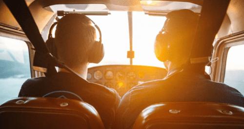 voo na Ilha Waiheke