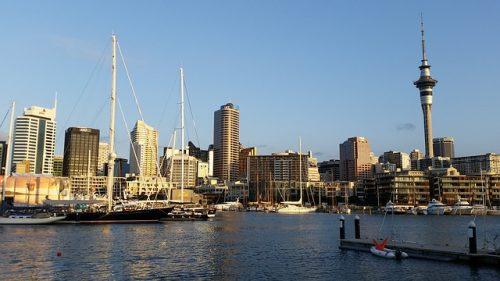 passeio de barco na nova zelandia