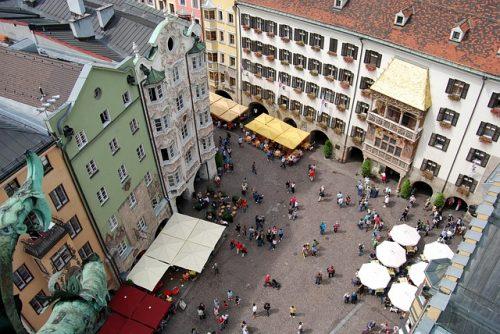 Torre de Innsbruck