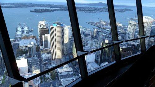 Vista da Sky Tower