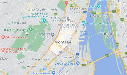 Centro de Montreal