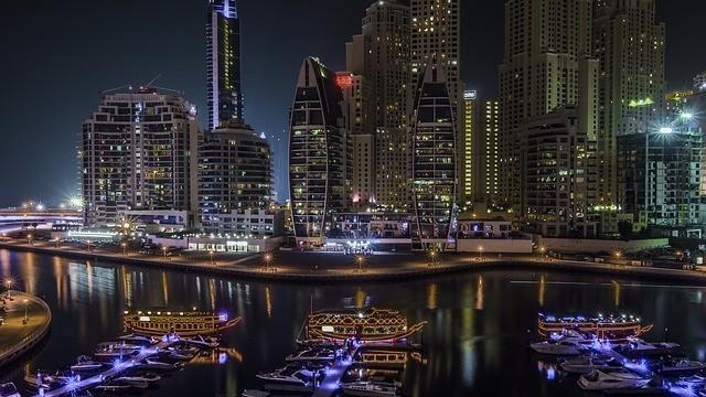 Marina de Dubai