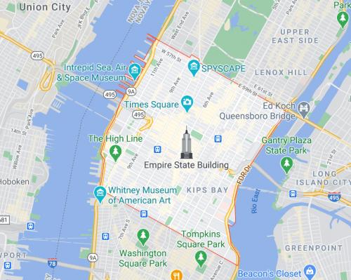 O que fazer em Midtown Manhattan