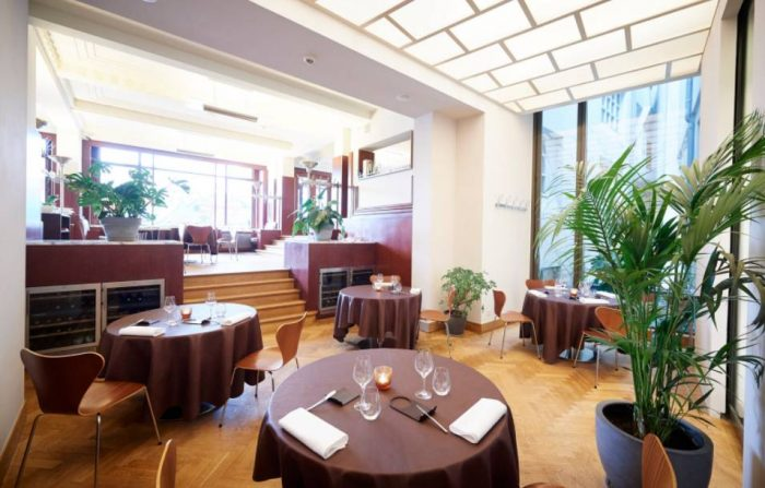 melhores restaurantes em bruxelas