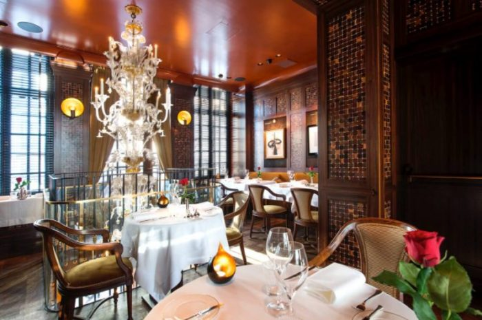 Restaurante La Villa Emily