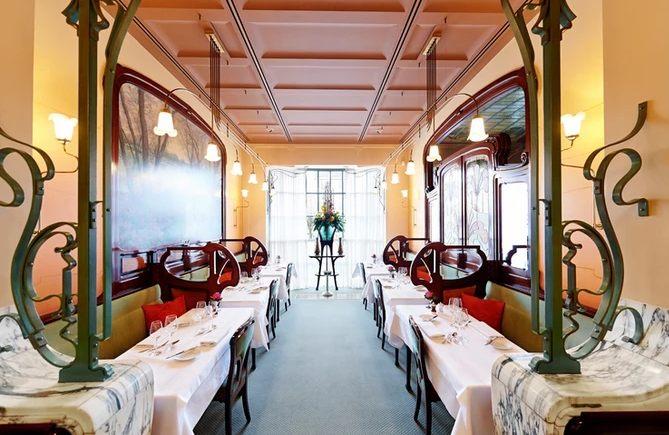melhor restaurante em Bruxelas
