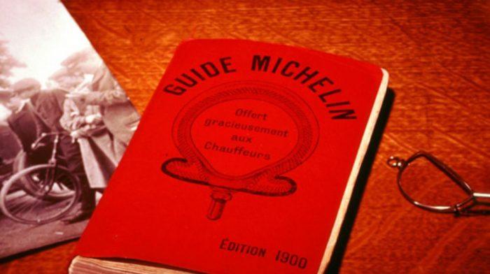 O que é guia Michelin