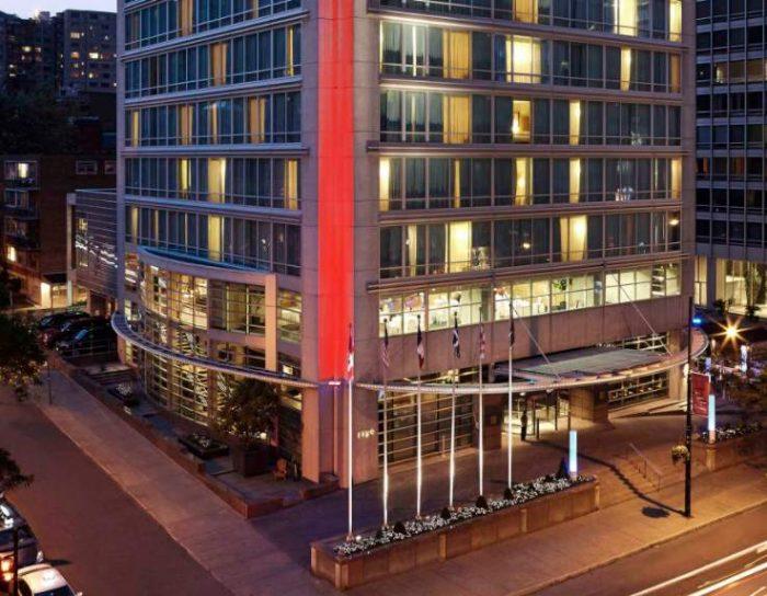 Onde se hospedar em Montreal: hotel sofitel