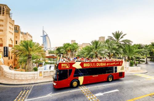 ônibus Hop on Hop Off Dubai