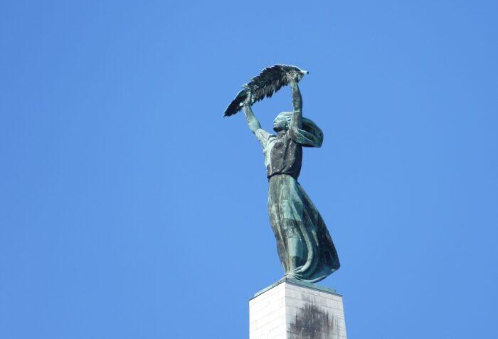 Estátua da Liberdade de Budapeste