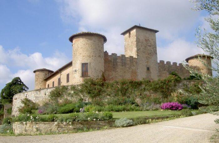 Castelo da Toscana