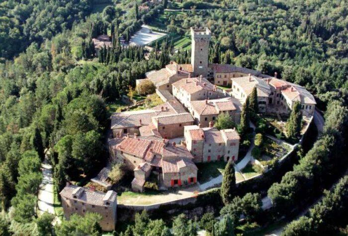 dicas de castelos na italia