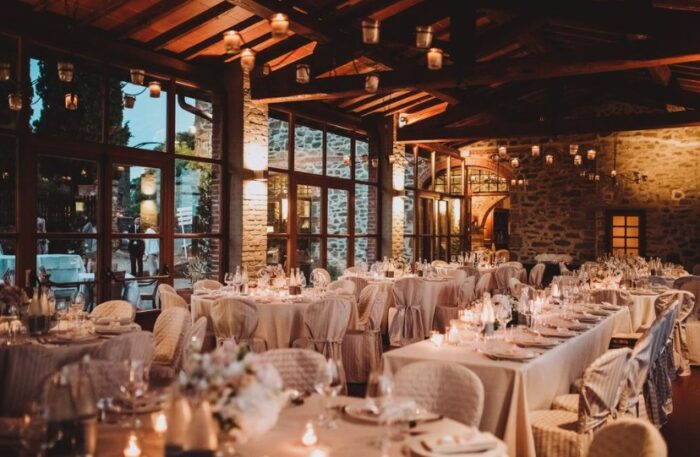 Casamento no Castello Di Gargonza