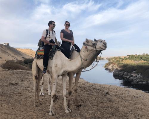 onde andar de camelo