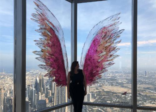 Andar 125 do Burj Khalifa