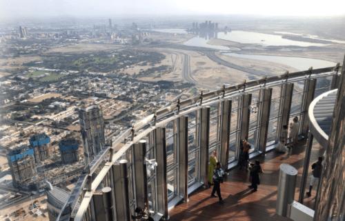 Observatório do Burj Khalifa