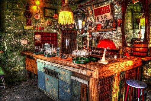 bar em budapeste