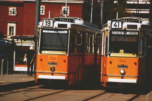 transporte publico budapeste