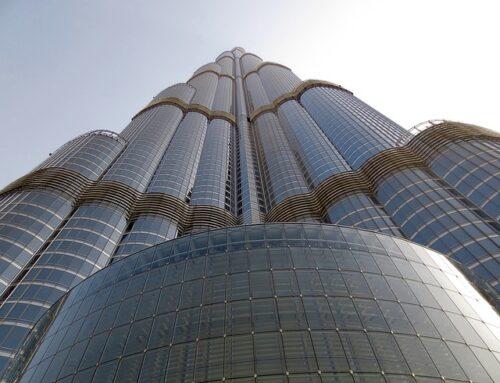burj khalifa construção