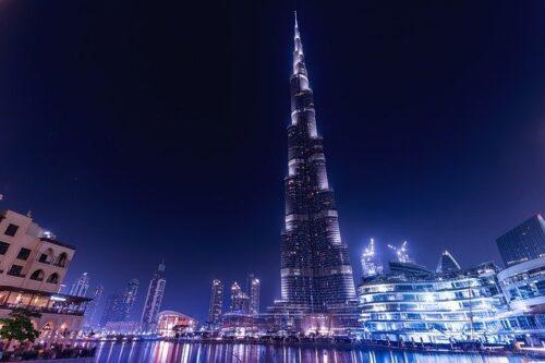 Como é o Burj Khalifa