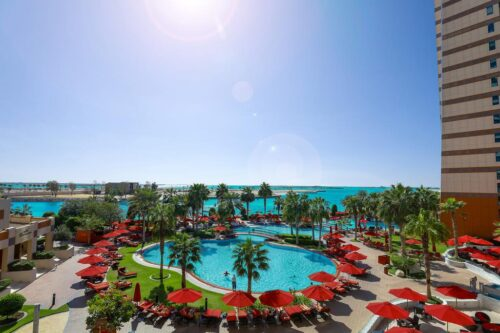 onde se hospedar em Abu Dhabi