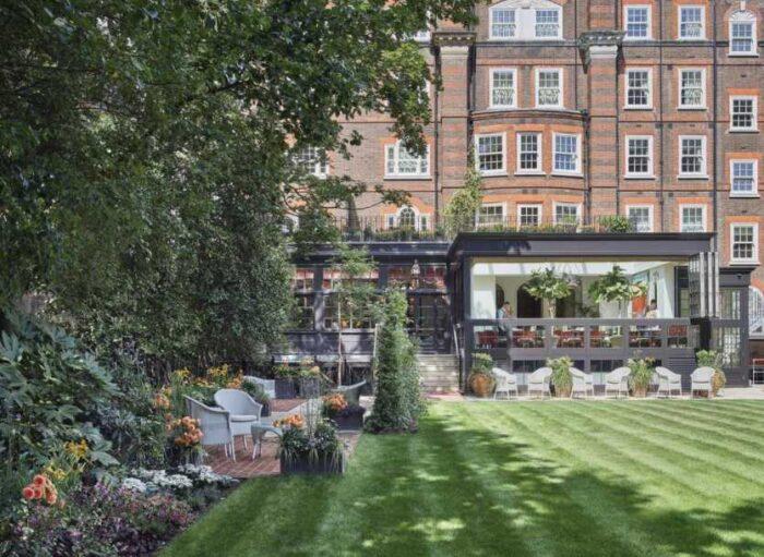Hotel de luxo em Londres