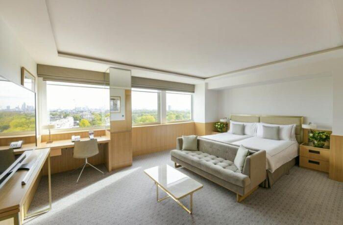 melhores hotéis de londres