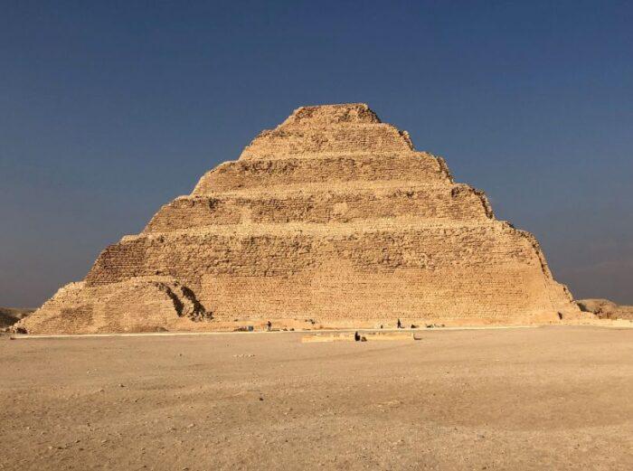 Pirâmide de Degraus