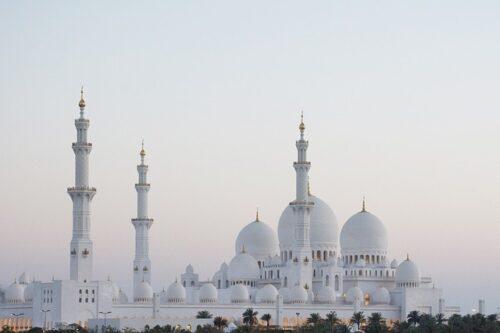 grande mesquita abu