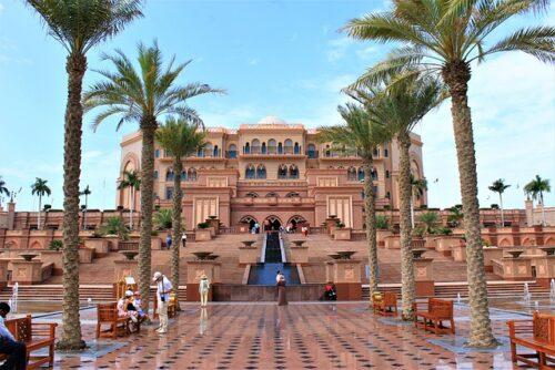 como é o Emirates Palace