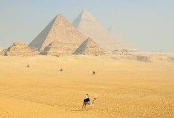 Pirâmides do Egito: 11 coisas que você não sabe