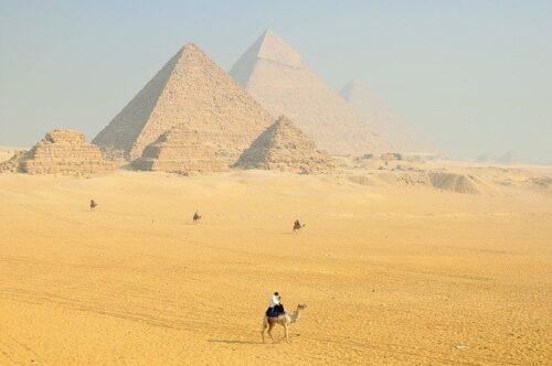 foto piramides egito