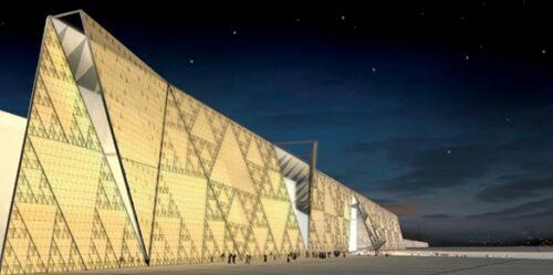 O que fazer em Gizé: Grande Museu Egípcio