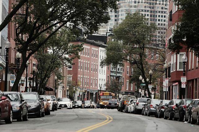 Boston fica nos arredores de Nova York: