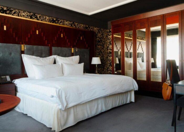hotel no centro de amsterdam
