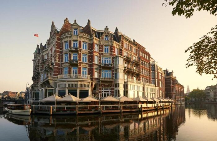 hotéis diferentões em Amsterdam: Hotel De L'Europe Amsterdam