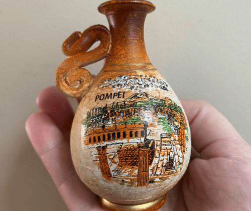souvenir de pompeia