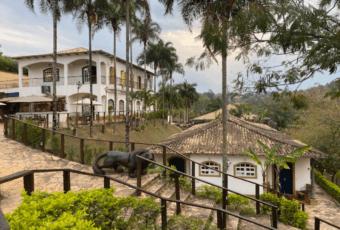 Confraria Colonial: descanso ou travel office perto de SP