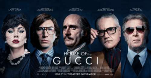 Filme House of Gucci