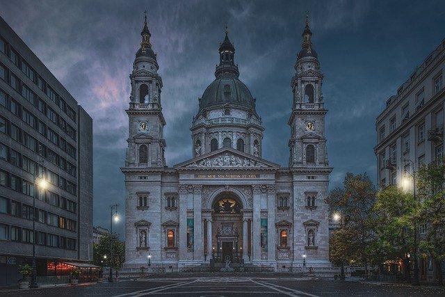 foto Basílica de São Estevão Budapeste
