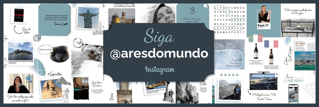 Ares do Mundo Instagram