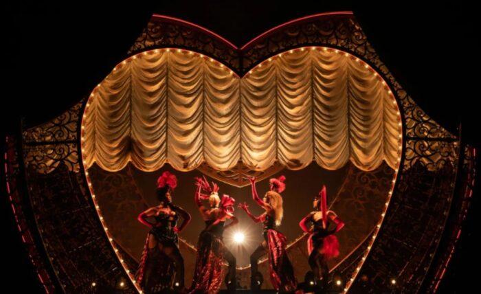 Moulin Rouge na Broadway